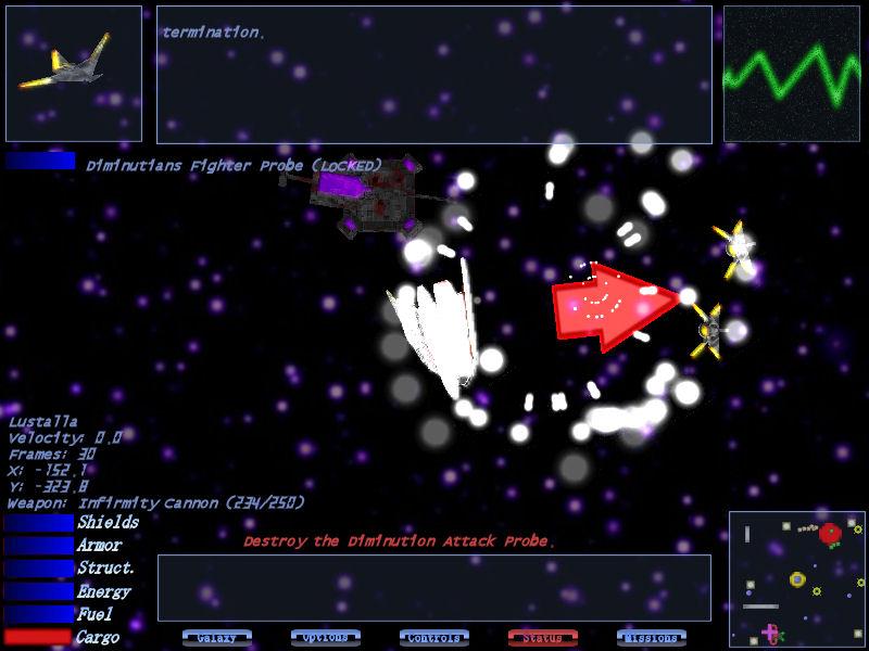 Epoch Star - Space Adventure Game